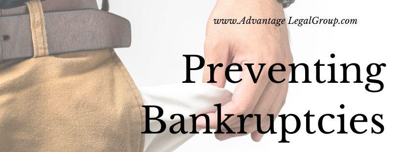 Preventing Bankruptcies