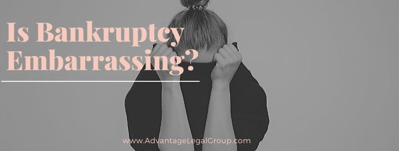 Is Bankruptcy Embarrassing?