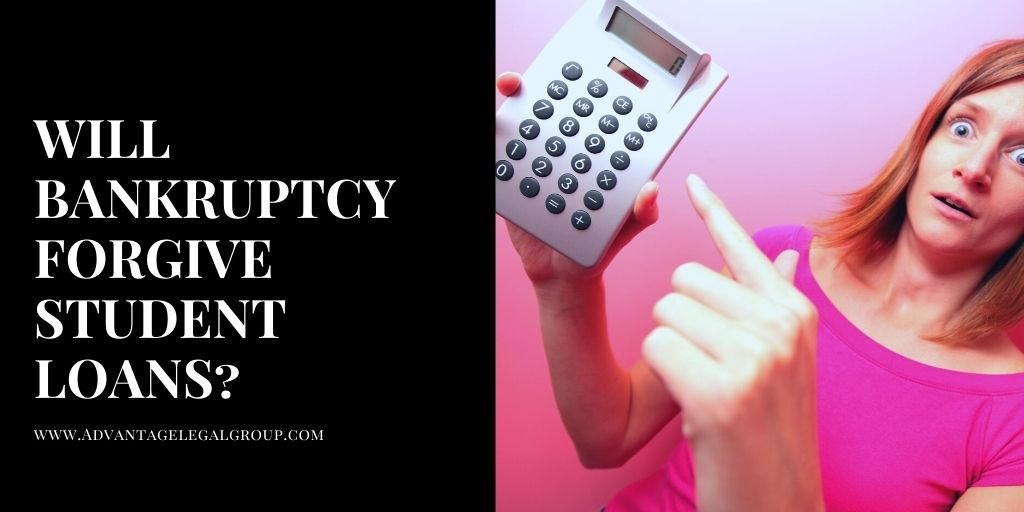 Will Bankruptcy Forgive Student Loans?