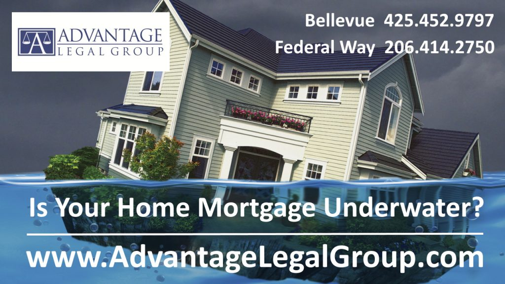Kirkland Bankruptcy Attorney Bellevue Washington Foreclosure Defense mortgage mediation Lawyer