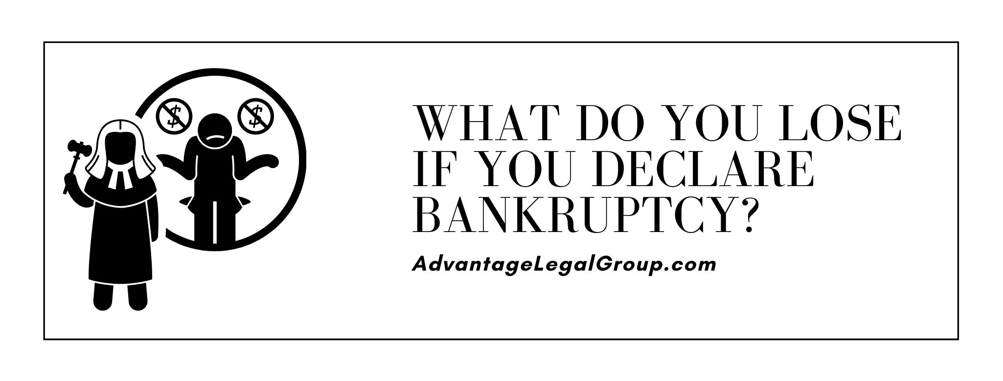 What Do You Lose If You Declare Bankruptcy?