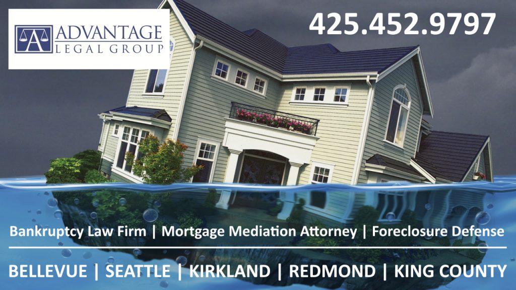 bankruptcy attorney mortgage mediation foreclosure defense lawayer Bellevue, Seattle, Kirkland, Redmond, King County and Western Washington